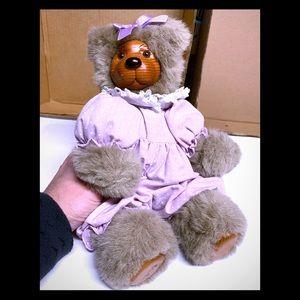 VTG Collectible Raikes Bear